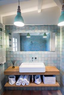 Salle de bain bord de mer : Photos et idées déco de salles ...