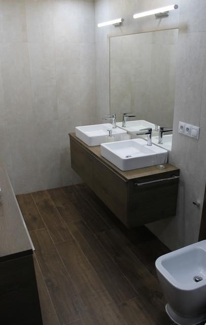 SE-03, reforma baño - Nórdico - Cuarto de baño - Sevilla - de gf ...