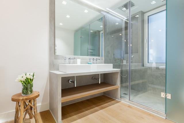 C mo limpiar las juntas de la mampara de la ducha - Como limpiar la mampara de la ducha ...