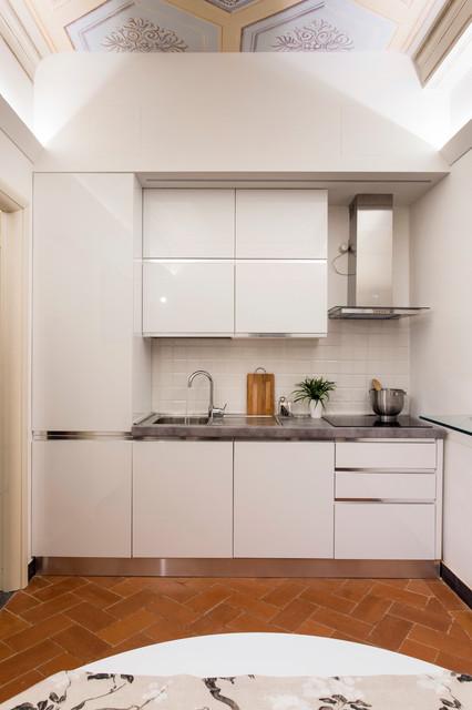 Ambiente Cucina Arredamento D Interni Restyling Contemporaneo Cucina Firenze Di Chiara Claudi Firenze Home Design Houzz