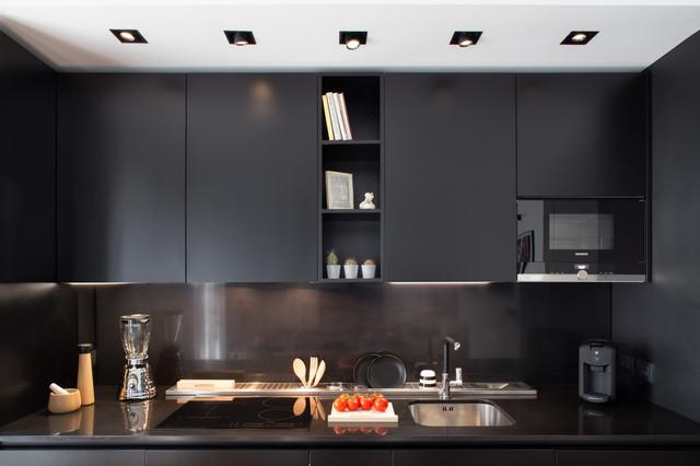 Andrea castrignano affari di famiglia contemporaneo cucina milano di riccardo gasperoni - Andrea castrignano bagno ...
