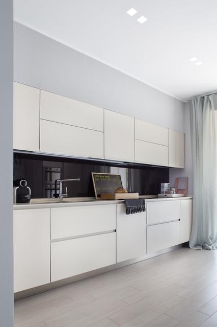 Andrea castrignano decorare con stile contemporaneo cucina milano di riccardo gasperoni - Andrea castrignano bagno ...