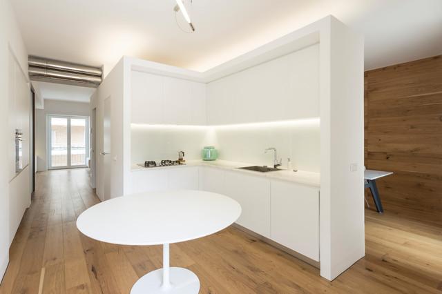 Appartamento ak contemporaneo cucina catania palermo for Studio architettura catania