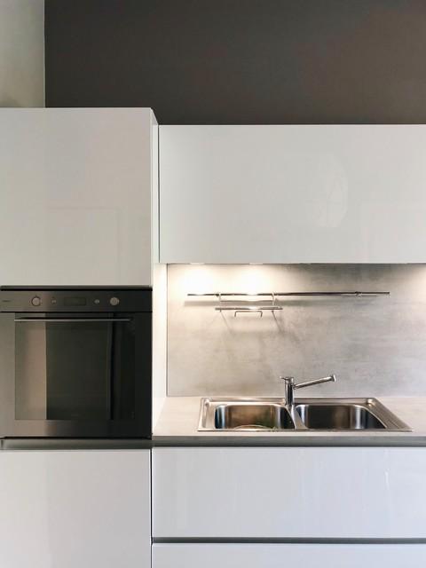 Foto di una cucina design