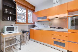 Mobili Da Cucina Arancione.Cucina Con Ante Arancioni Foto E Idee Per Ristrutturare E