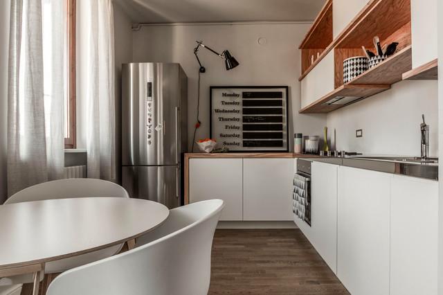 Appartamento Residenziale - Brianza - Industriale - Cucina - Milano ...