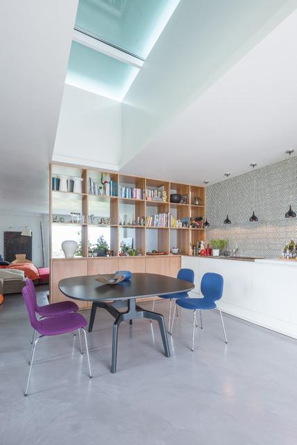 Arredamento interni contemporaneo cucina altro di for Architetto arredamento interni