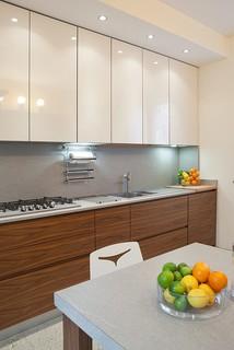 Arredamento villa cesano maderno moderno cucina for Villa arredamenti milano