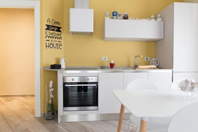 Casa Fratti contemporaneo-cucina