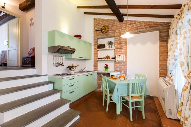 Casa vacanze in Toscana in-campagna-cucina