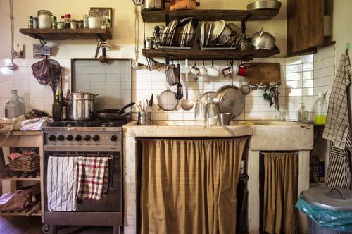 Cucine Rustiche Per Case Di Campagna : Idee per case di campagna good come arredare casa le cucine with