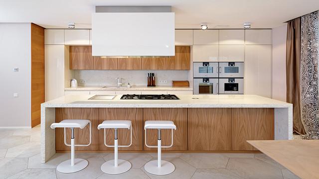 Concept D90 + T45 | Cucina in pietra - Modern - Küche ...