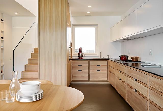 27 Cucine In Legno Dal Look Moderno Trovate Su Houzz