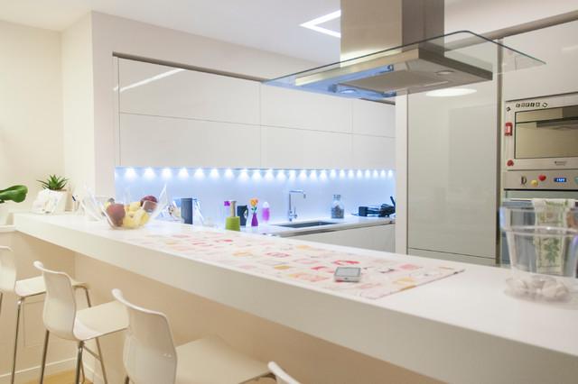Ristrutturazione abitazione privata for Modern zion kitchen
