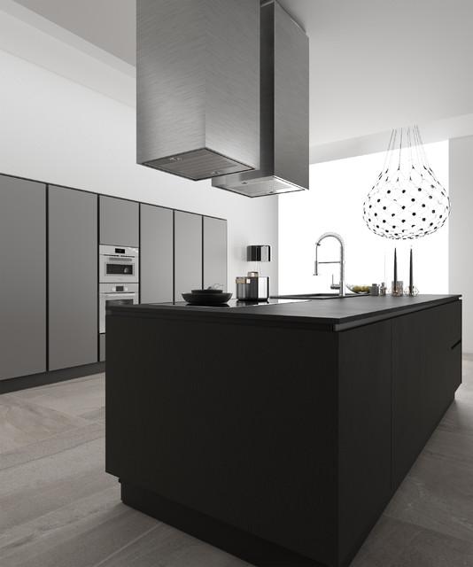 cucina con vista - Contemporary - Kitchen - Turin - by ...