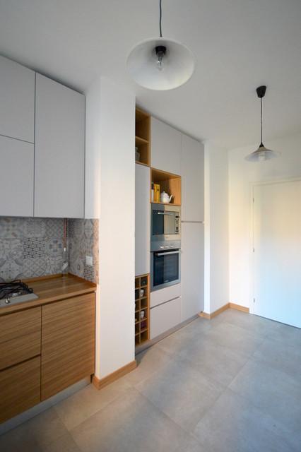 U_10 contemporaneo-cucina