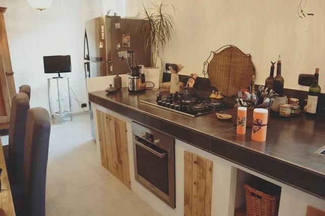 Cucina in muratura - Country - Cucina - Milano - di ...