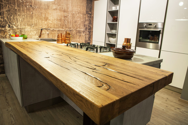 Cucina industrial chic industriale cucina napoli for Felice palma arredamenti