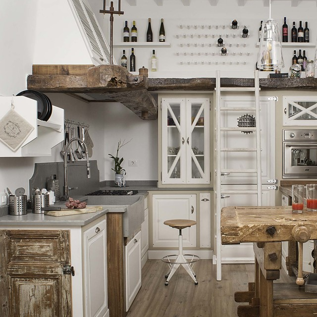 Cucina Industrial Country