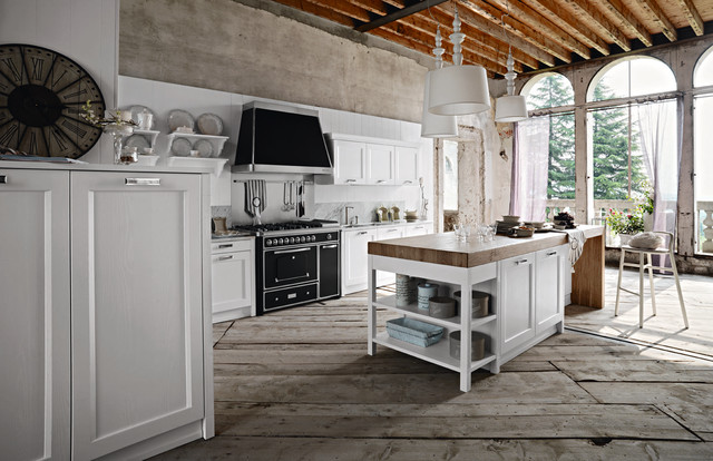 Cucina Shabby Chic Country Kitchen Other By Dibiesse Cucine