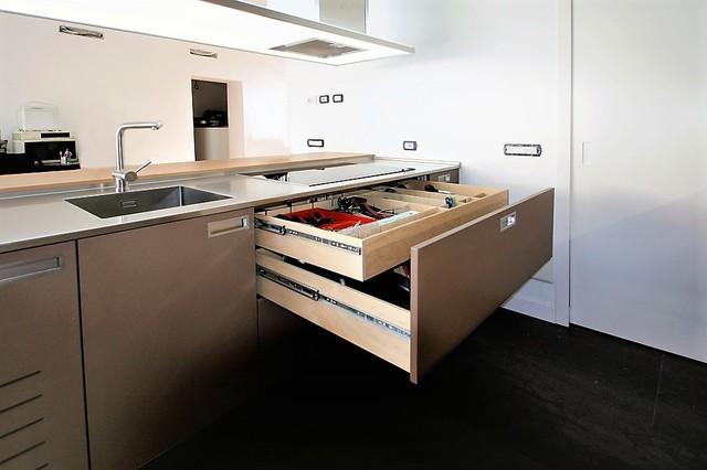 Cucina su misura. Quella che tutti vorremmo avere - Modern ...