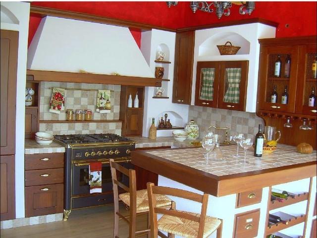Cucine artigianali in legno massello - Cucine artigianali in legno ...
