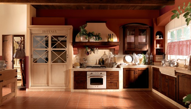 Cucine country e muratura - Country - Cucina - Bologna - di Tiberini ...