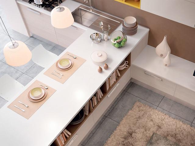 Cucine Moderne - Contemporaneo - Cucina - Torino - di CUCINE ...