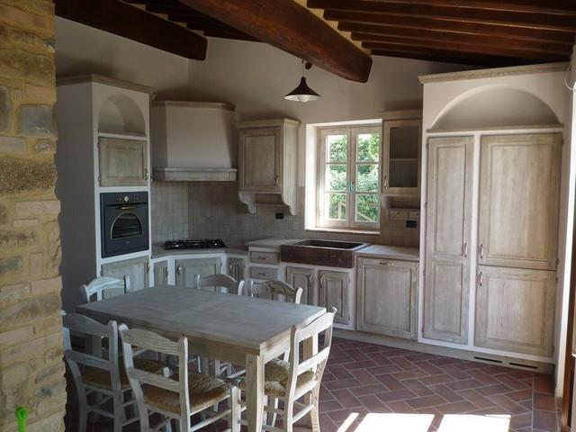 CUCINE RUSTICHE piastrellate o in muratura - Country - Cucina ...