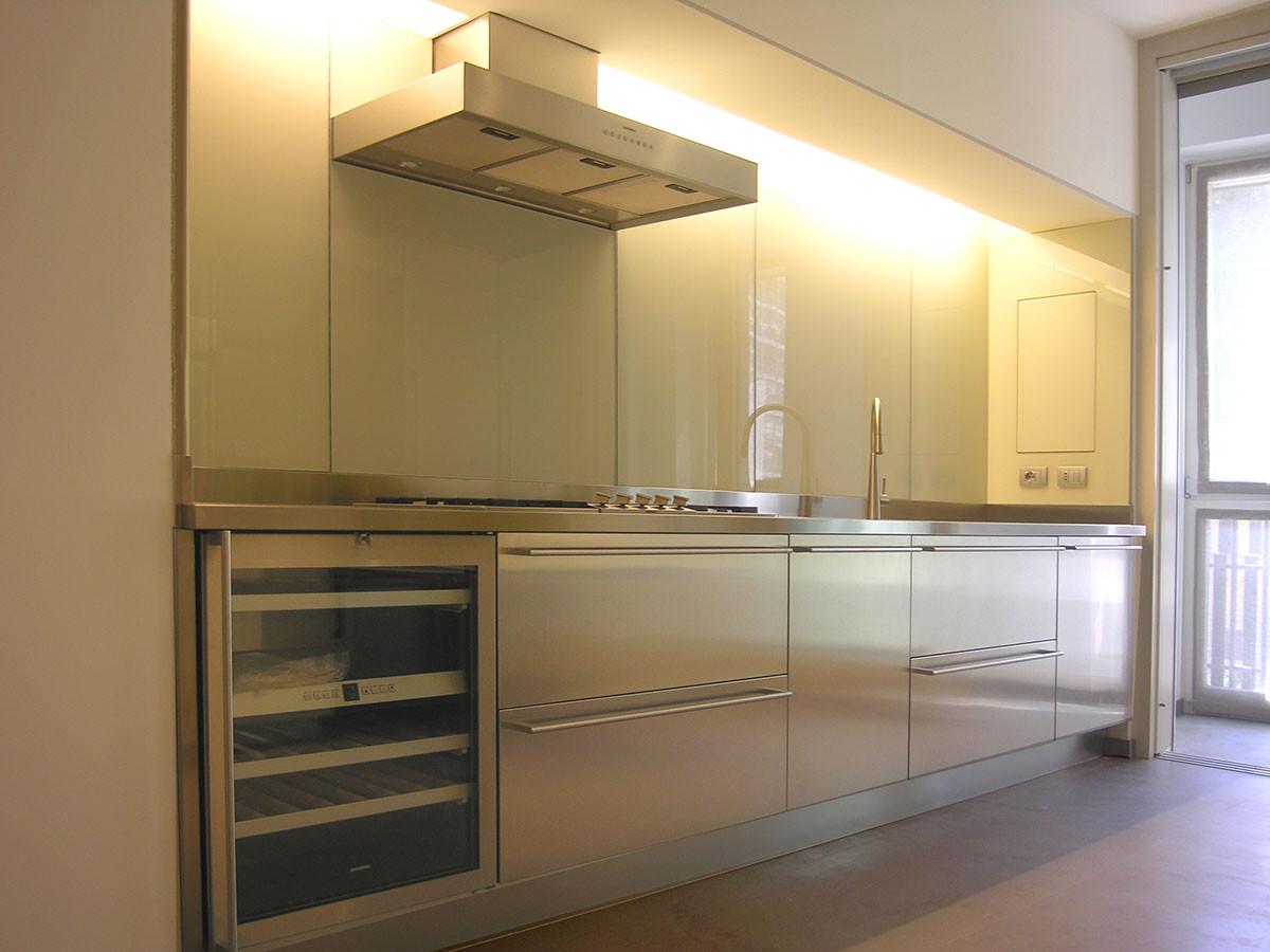 Design essenziale - 130 mq