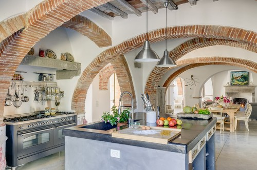 Style Spotlight: Mediterranean Kitchen Design