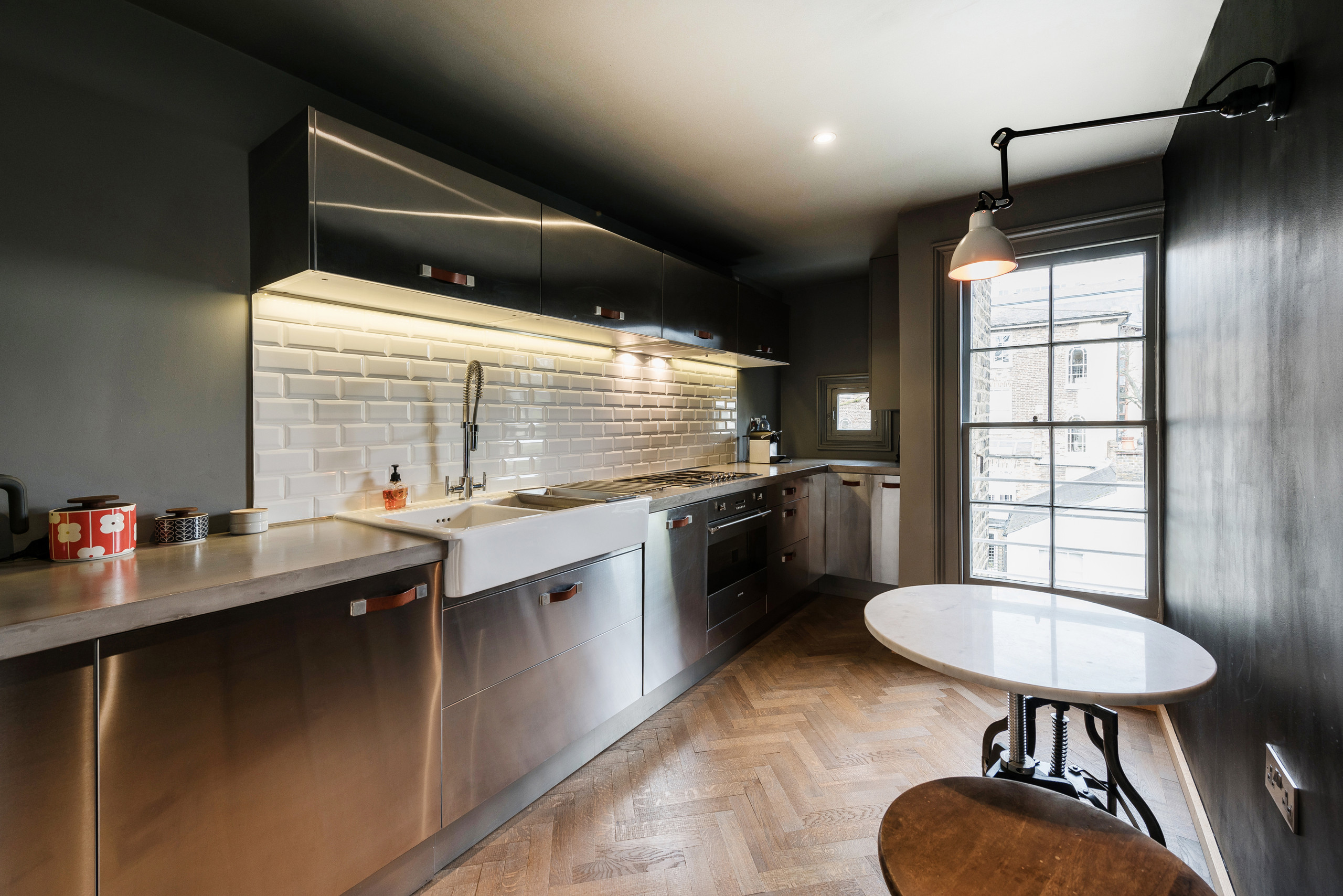 Industrial Kitchen - Cucina in stile industriale