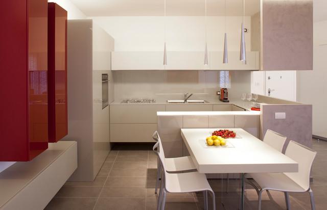 Interior Design - Contemporaneo - Cucina - Catania-Palermo - di ...