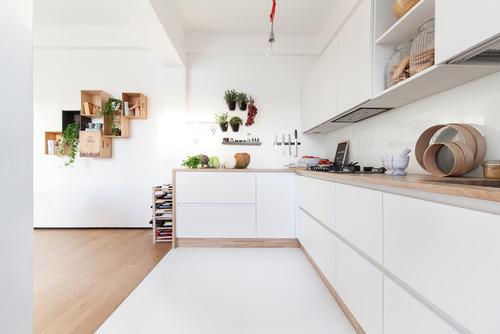 Idee Di Cucine Ad Angolo.10 Cucine Ad Angolo Da Copiare