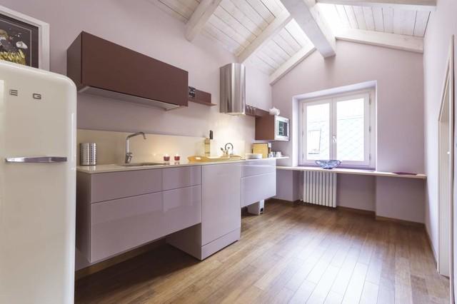 Lago welcome casa baloire contemporaneo cucina for Cucine lago immagini