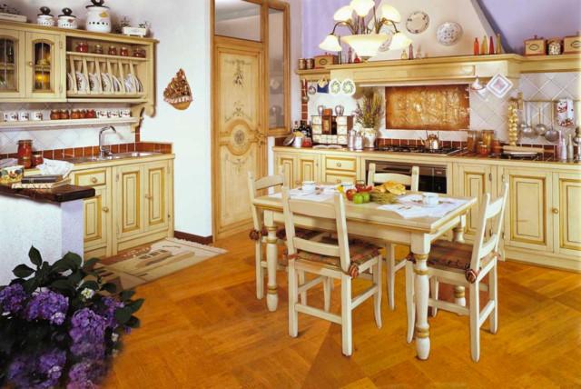 Le nostre cucine artigianali in legno - Cucine artigianali in legno ...