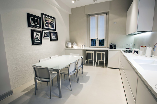 Liberty Contemporaneo - Contemporary - Kitchen - other metro - by ...