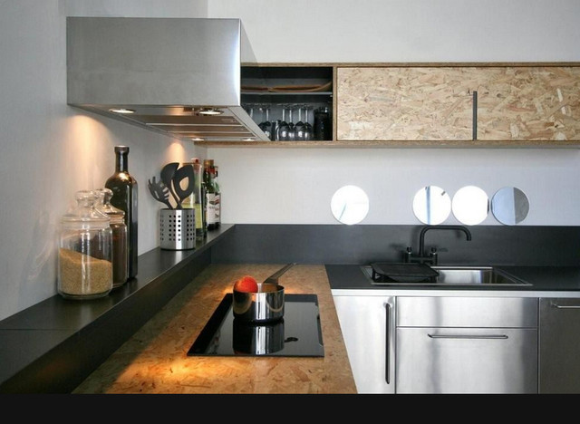Loft In Love With Osb Contemporary Kitchen Milan