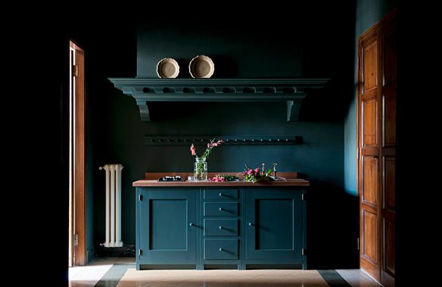 petrol als farbe tipps und ideen f rs einrichten. Black Bedroom Furniture Sets. Home Design Ideas