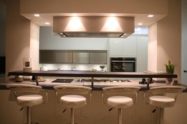 Progetto hacker cucine aurelia contemporaneo cucina roma di hacker kitchen roma - Hacker cucine roma ...