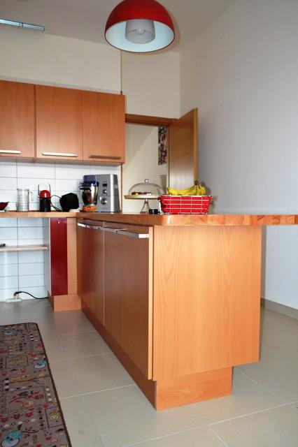 Rinnovare la cucina senza cambiarla contemporaneo - Rinnovare i mobili della cucina senza cambiarla ...
