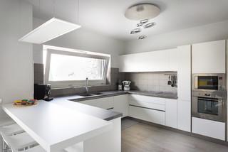 Cucine Ad U Moderne.Cucina Ad U Moderna Foto E Idee Per Ristrutturare E Arredare