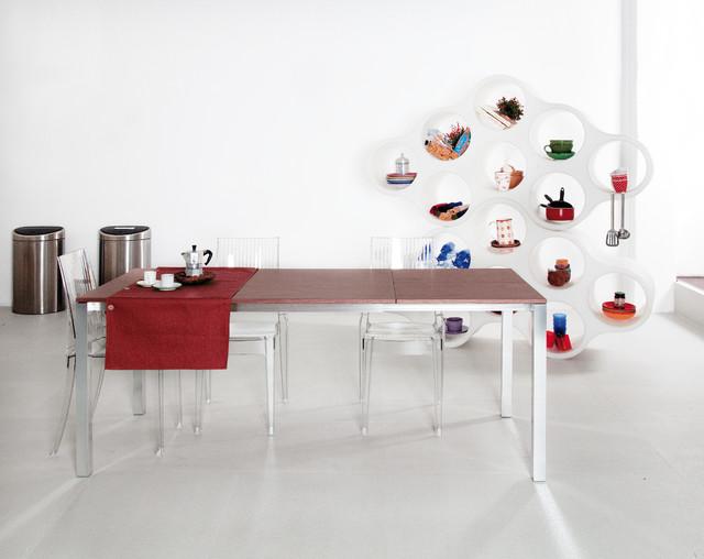 Tavoli Da Cucina Minimalistisch Kuche Mailand Von Atim Spa Houzz