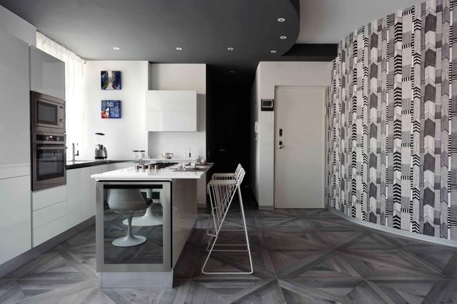 Trasformare una casa anni in moderno appartamento