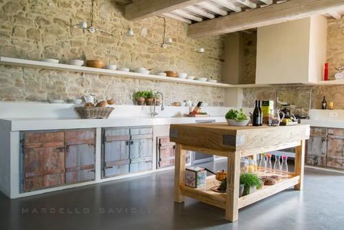 Come si Progetta una Cucina in Muratura? L\'Esperto Risponde
