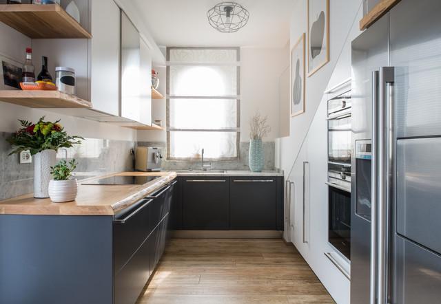 Mobili Contemporanei Cucina : Cucine mesons m onoliti spaggiari mobili