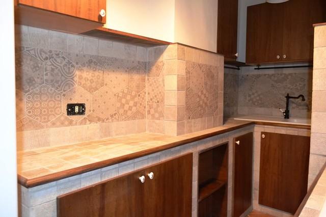 Una grande cucina in un piccolo spazio kitchen for Una grande cucina