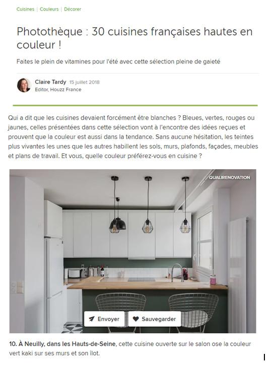 15 juillet 2018 : Photothèque : 30 cuisines françaises hautes en couleur !