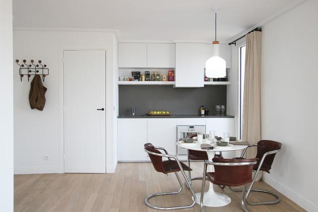 A b kasha modern kitchen