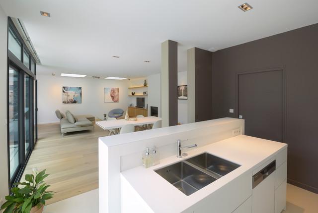 Agencement et décoration d\'une maison contemporaine - Contemporary ...